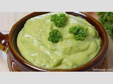 avocado cream soup  sopa de aguacate_image