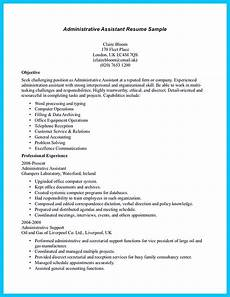 in writing entry level administrative assistant resume you need to understand what you will