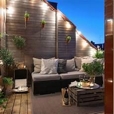 Balkongestaltung Modern Gestalten Wohnung Balkon