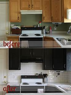 Kitchen Transformations Before And After by Kitchen Transformation Part 2 And Review Of Rustoleum