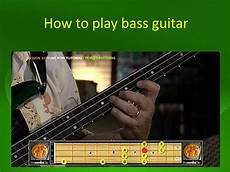 teach me how to play guitar how to play bass guitar by teach me bass guitar issuu
