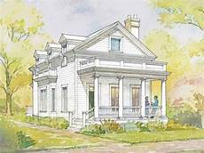 revival home plans revival house plan with 1720 square and 3