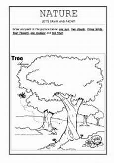 nature worksheets free 15085 nature esl worksheet by drica