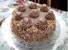 torta con crema alla nocciola bimby ricetta torta al cioccolato con mousse alla nocciola dolcidee