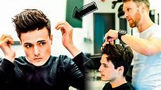 how to fix a bad haircut mens haircut 2017 hairstyle tips youtube