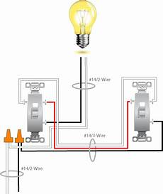 3 way switch wiring diagram variation 3 electrical online