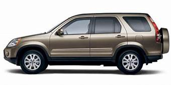 2006 Honda CR V Details On Prices Features Specs And