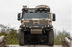 Atlas Unimog 435 Expeditionsfahrzeug Im Fahrbericht