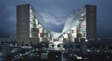 middle east media middle east media headquarters by big a as architecture