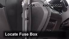Interior Fuse Box Location 2014 2019 Nissan Rogue 2014