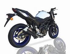 suzuki sv 650 auspuff ixil hyperlow xl black auspuff suzuki sv650 ab 2016 euro4