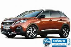 peugeot 3008 suv 2020 review carbuyer