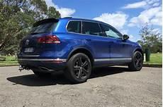 Volkswagen Touareg Wolfsburg Edition 2017 Review Carsguide