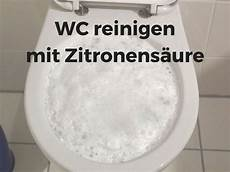 wc reinigen mit zitronens 228 ure badezimmer reinigen wc