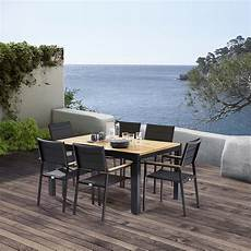 table de jardin moderne table et chaises de jardin moderne bali