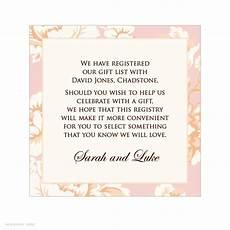Gift Card Wedding Shower Invitation Wording