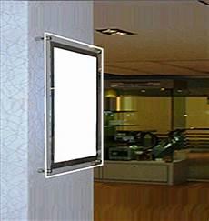 cornici da muro cornici luminose a led retroilluminate pannelli luminosi