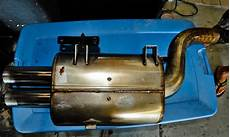 bmw e39 m5 dinan exhaust for sale
