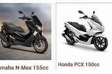 mana lebih murah harga yamaha nmax dan honda pcx per juli 2019 motorplus