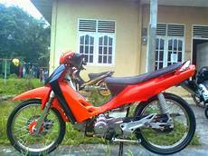 Modif Motor Shogun by Modifikasi Motor Suzuki Shogun R 110 Thecitycyclist