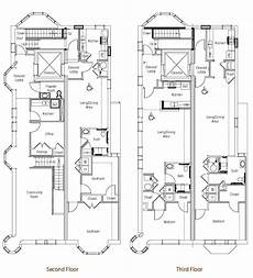 brownstone house plans new york city brownstone floor plans