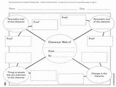 character web worksheet lovetoteach org