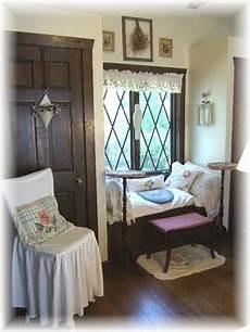 Shabby Chic Window Seats