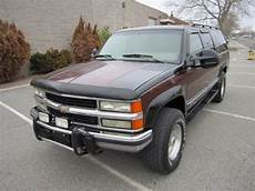 1994 Suburban Diesel by Buy Used 1994 Chevrolet Suburban 2500 4x4 6 5l Turbo