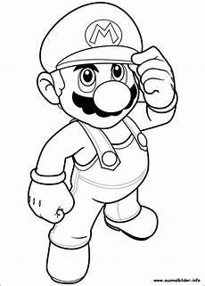 Gratis Malvorlagen Mario Mario Ausmalbilder Malvorlage Gratis