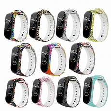 Bakeey Painted Pattern Replacement Silicone bakeey painted pattern replacement silicone band