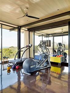 25 stunning gym designs for your home