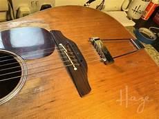 how to fix a guitar bridge acoustic guitar bridge repair guitars