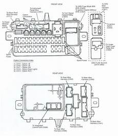 91 honda civic dash fuse box diagram fuse box diagram for 92 honda civic automotive wiring and electrical
