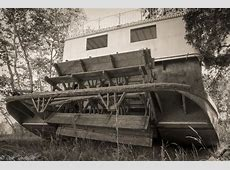 The Spirit of Sacramento: Abandoned riverboat on the