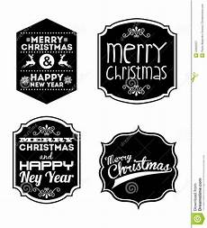 merry christmas and happy new year royalty free stock image 34660357