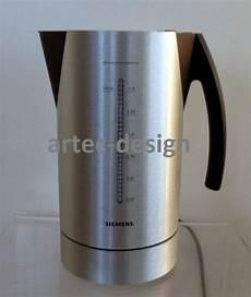 siemens porsche design wasserkocher tw 91100 alu ebay