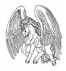 Pegasus Malvorlagen Zum Ausmalen Pegasus Ausmalbilder Bilder Zum Ausmalen