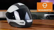 test du casque int 233 gral schuberth r2 233 dition 2018 le