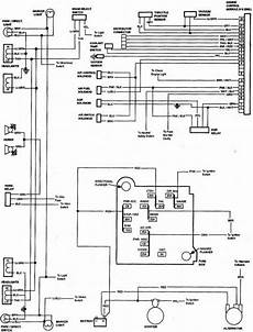85 chevy truck wiring diagram chevrolet truck v8 1981 1987 electrical wiring diagram chevy