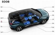 Peugeot 5008 Spazi Da Monovolume Guida E Feeling Da Suv