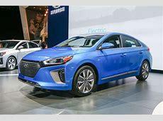 2017 Hyundai Ioniq Hybrid Starts $2,500 Less Than Toyota