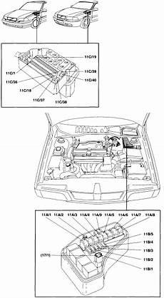 98 volvo truck fuse box 98 s70 sas will not run 0410 code what initiates the to run my valve and