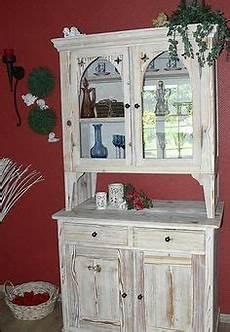 Möbel Streichen Vintage Look - vintage kommoden vertiko hochschrank kommode shabby