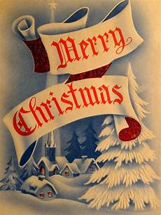 more vintage christmas cards