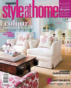 style at home magazine may 2010 187 download pdf magazines magazines commumity