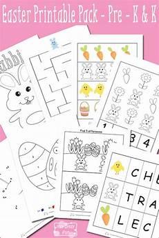 easter printable preschool and kindergarten itsy bitsy fun