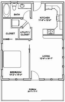 24x30 house plans 24x30 house 24x30h1b 720 sq ft excellent floor