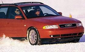 Audi A4 18T Avant Quattro