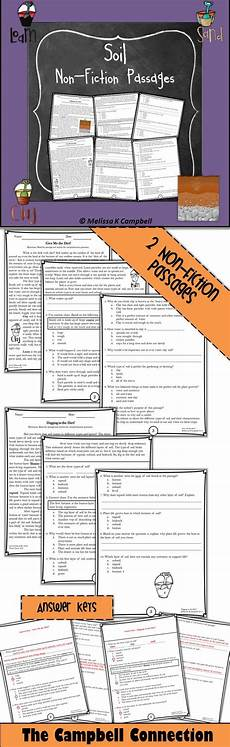 earth science reading comprehension worksheets 13265 soil worksheet reading comprehension passages reading comprehension passages reading