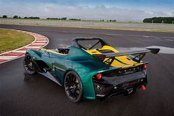 New Lotus 311 Fastest Ever  Racing News
